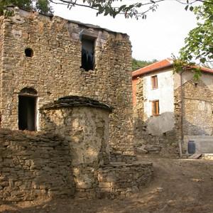 Renovatie ruïne Italië