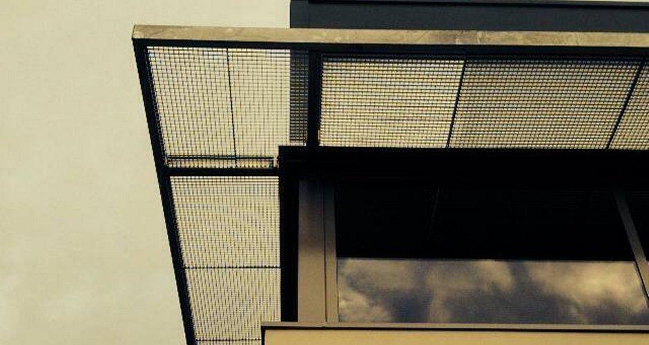 Modern interieur bedrijfspand Rijsouw Recycling, door IHC architects