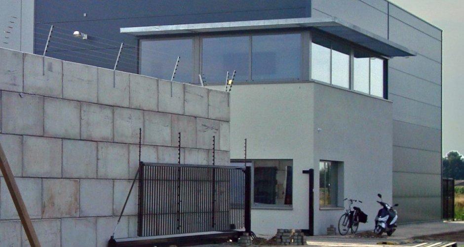 Modern ontwerp kantoor Gemert door IHC architects