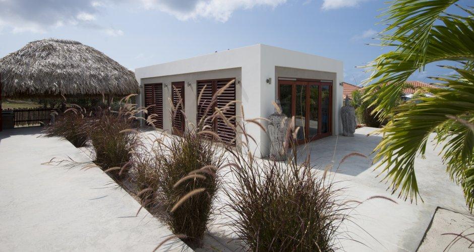 Uitbreiding woning Boca Gentil Curacao door IHC architects Curacao