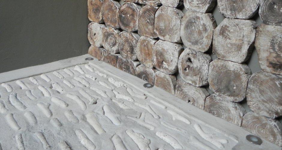 Verbouwing Curacao Boca Gentil materiaalgebruik buiten