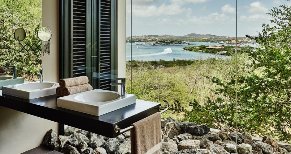 Villa Terrace Estate Curacao uitzicht ontwerp IHC architects
