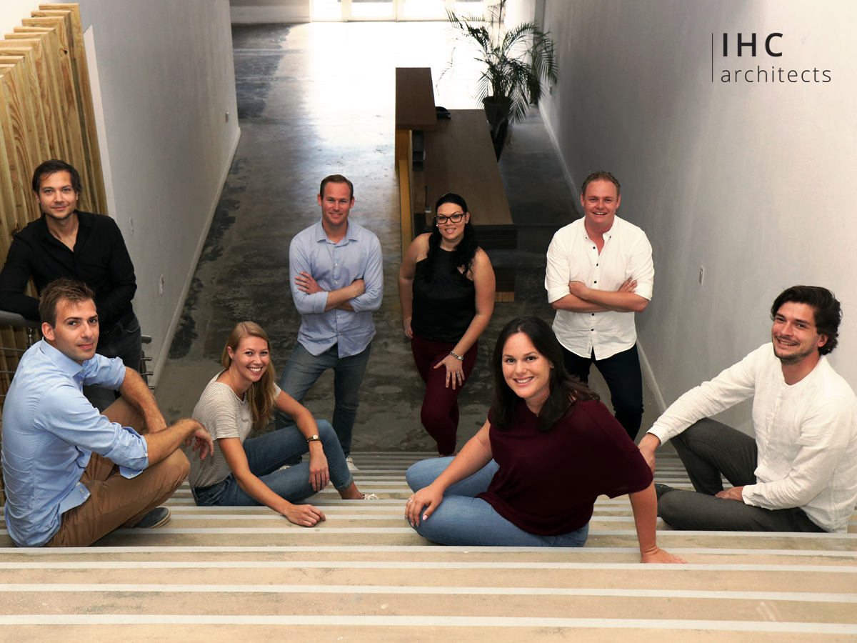 Team IHC Spanje, architectenbureau IHC architects