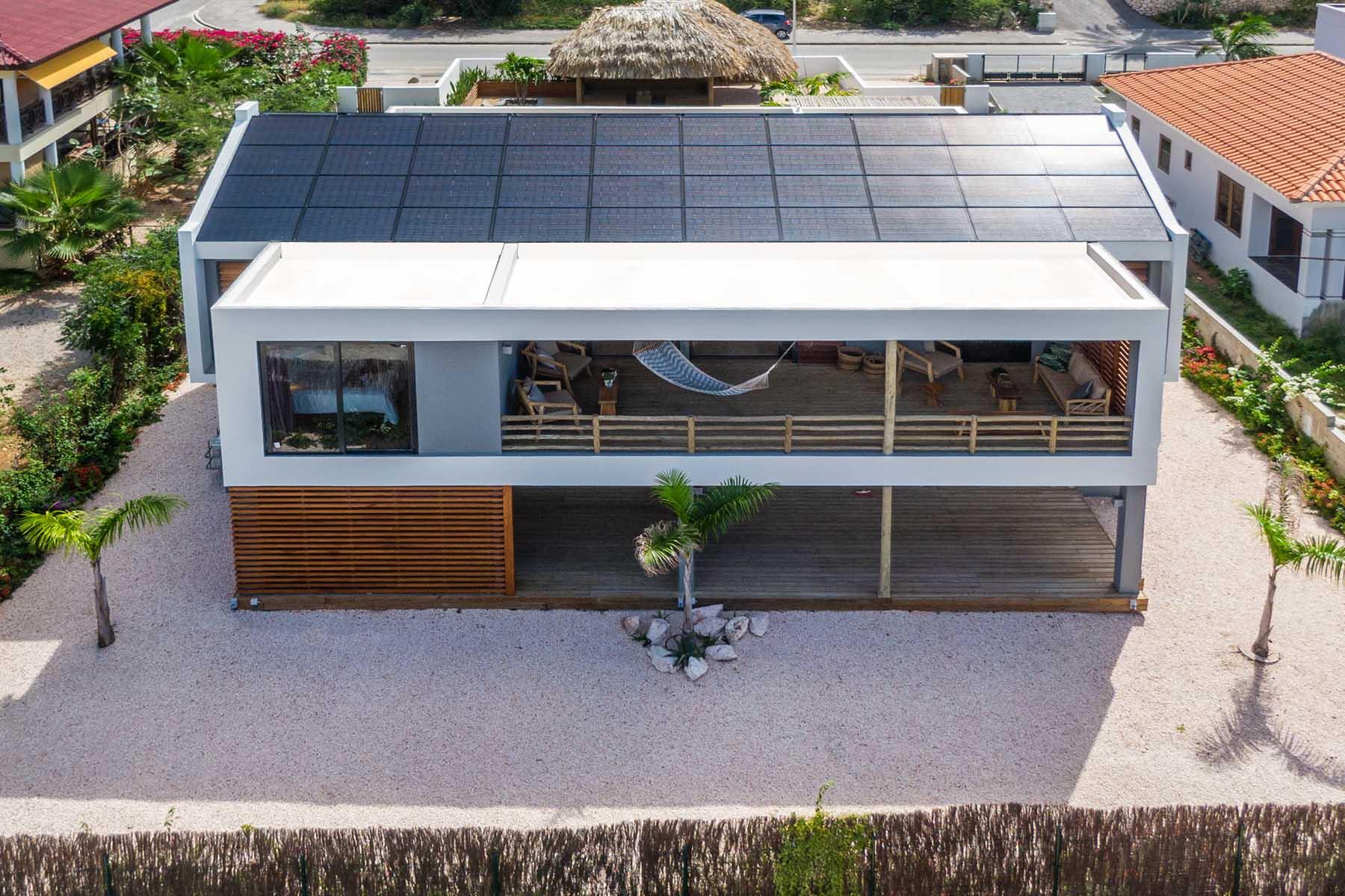 Architect duurzame woning
