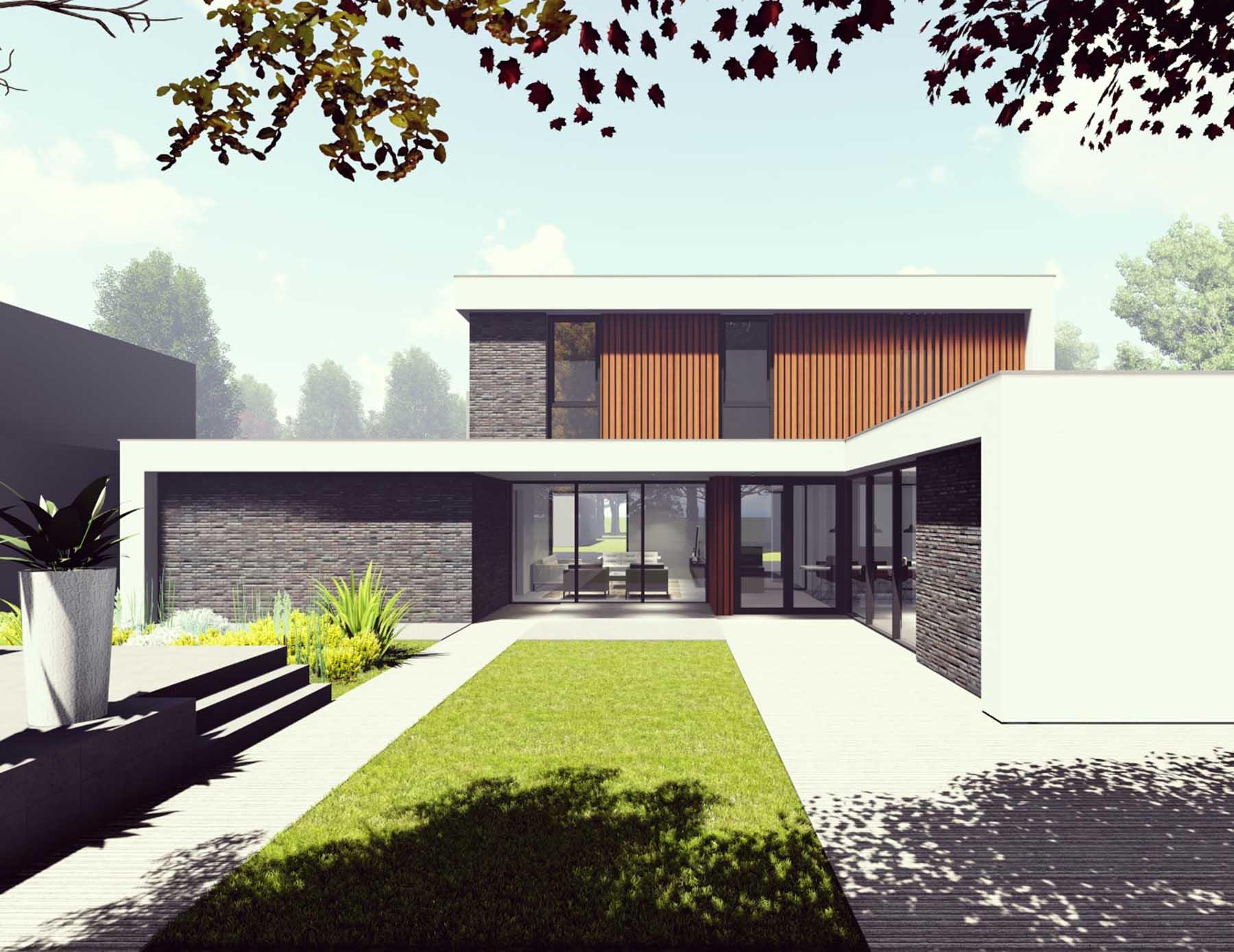 Modern house Den Bosch