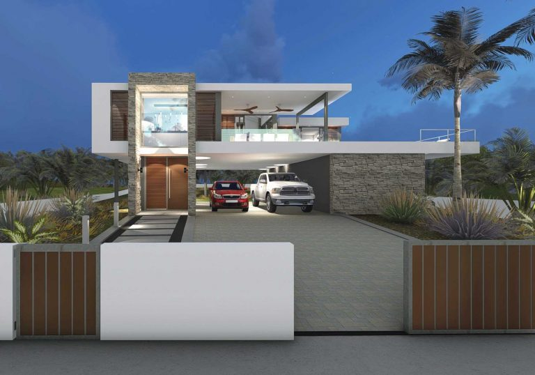 modern house Vista Royal