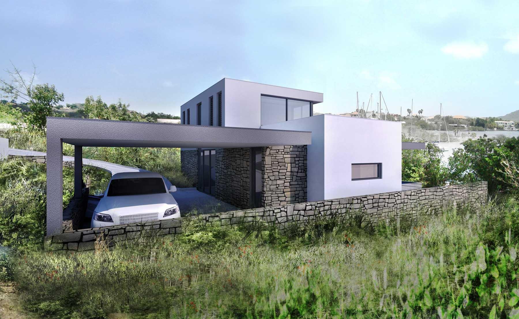 Nieuwbouw architectuur