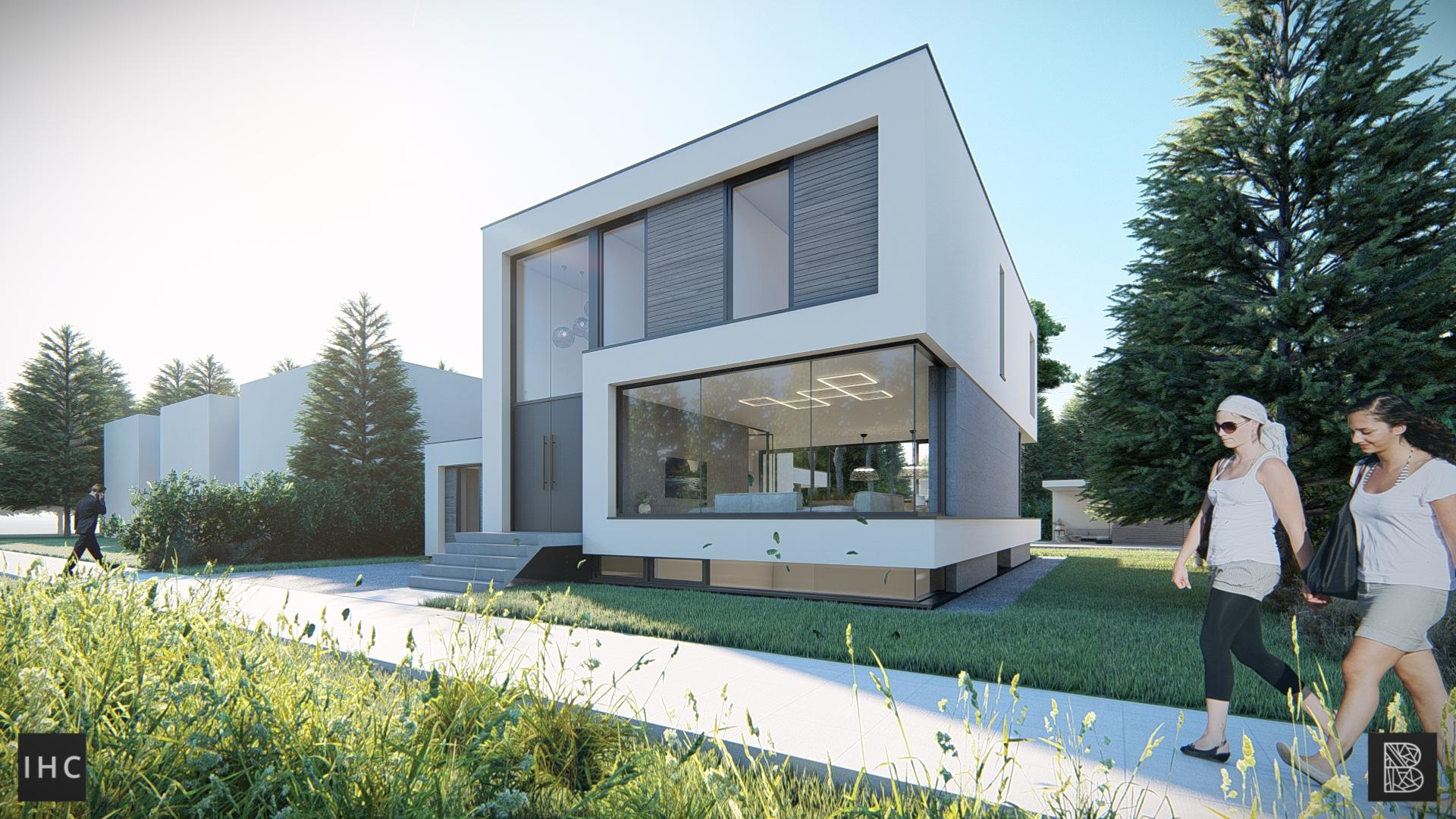 architect nieuwbouw