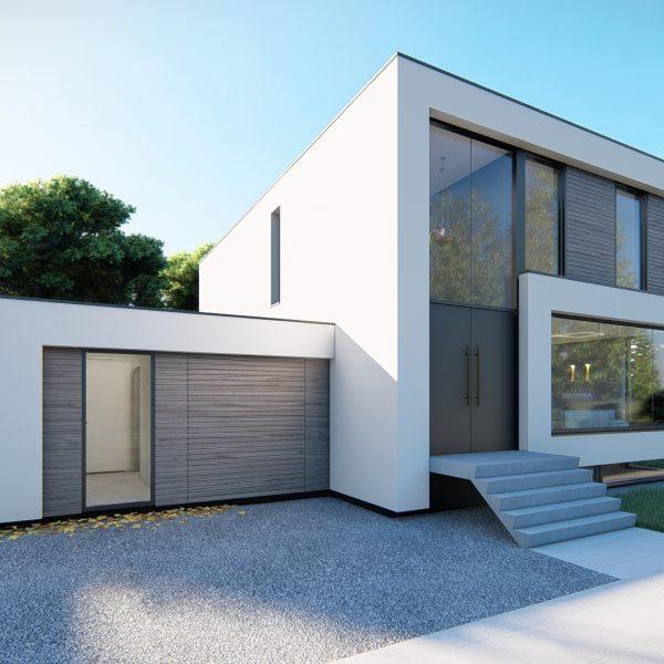 Moderne architect Nijmegen